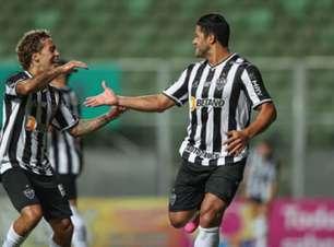 Vídeo: veja os gols da boa vitória do Galo sobre o Tombense pelo jogo de ida das semifinais do Mineiro