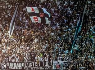 #VasPix: torcida do Vasco faz campanha de ajuda financeira ao clube após atualização da dívida