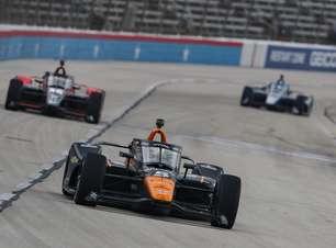O'Ward supera Newgarden e vence primeira na Indy no GP do Texas 2. Dixon é 4º