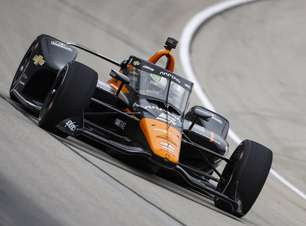 Indy: O'Ward supera Newgarden, vence no Texas e quebra jejum da McLaren