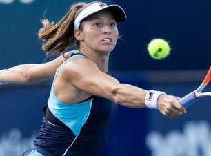 Luisa Stefani fura o quali no WTA 125 de St. Malo, na França