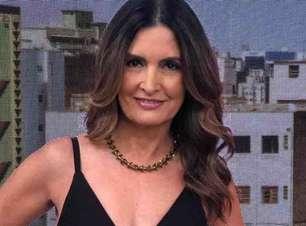'Eu pensei em mudar de profissão', diz Fátima Bernardes