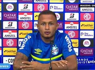 """GRÊMIO: Léo Pereira comenta sua ascensão da base pro profissional e a expectativa de titularidade: """"Quero chegar lá e me manter sempre entre os 11"""""""