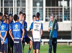 Ofensivo? Veja os números de Tiago Nunes no Grêmio