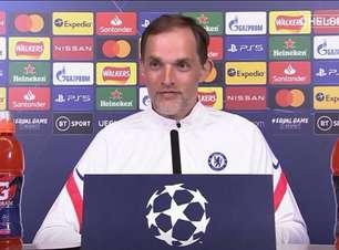 Tuchel esquece empate na Espanha e quer Chelsea no ataque contra o Real Madrid