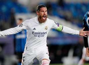 Recuperado de lesão, Sergio Ramos é relacionado para semifinal da Champions League