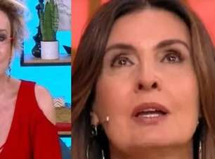 Ana Maria Braga e Fátima Bernardes choram ao vivo em homenagem a Paulo Gustavo