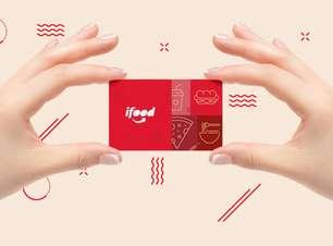 Ifood e Elo lançam cartão que funciona como vale-refeição e vale-alimentação