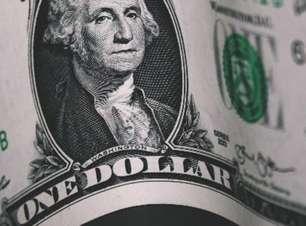 Alta dos juros faz dólar começar o dia em queda