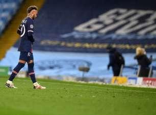 """""""Sentimento difícil de escrever"""", diz Neymar após eliminação"""