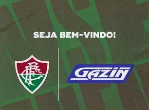 Fluminense fecha patrocínio com o Grupo Gazin; marca será estampada no uniforme já diante da Portuguesa