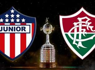 Junior Barranquilla x Fluminense: prováveis times, onde ver, desfalques e palpites