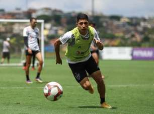 Savarino se lesiona na seleção e pode desfalcar Atlético-MG