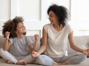Mamãe Zen: 5 dicas para meditar com os filhos