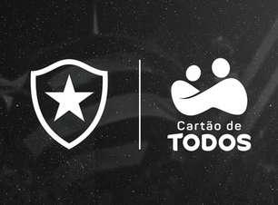 Botafogo anuncia novo patrocínio para o meião até o final de 2022