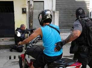 """""""Tudo bandido"""", diz Mourão sobre chacina no Jacarezinho"""