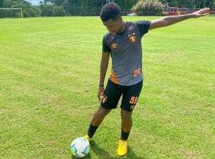 Zagueiro do Sport traça expectativas para o Campeonato Brasileiro sub-17