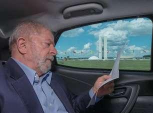 """Lula sobre encontros em Brasília: """"Acho que foi um sucesso"""""""