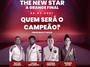 """Definidos os finalistas do reality show """"The New Star""""; finais acontecem no dia 26 de junho no BJJ Stars 6"""