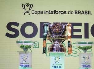 CBF divulga a tabela detalhada da terceira fase da Copa do Brasil; veja as datas e os horários do jogos