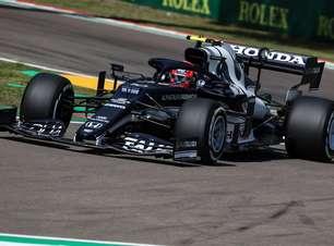 Gasly é punido com um ponto na sua superlicença após largar fora da posição no GP da Espanha