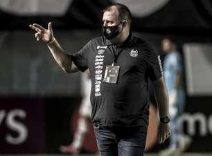 Santos venceu um dos últimos sete jogos contra o São Bento