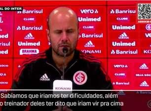 """INTERNACIONAL: Miguel Ángel Ramírez analisa vitória sobre o Juventude: """"Soubemos aproveitar os espaços e dar o nosso ritmo ao jogo"""""""