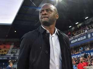 Lyon pensa em Patrick Vieira como próximo treinador da equipe