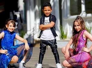 Trio lança carreira musical inspirado no Trem da Alegria e Balão Mágico