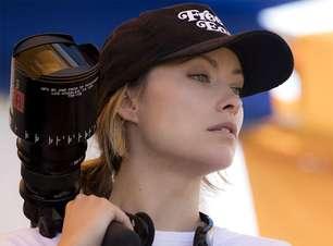 """Olivia Wilde é criticada por comparar sua transformação em diretora a """"sair do armário"""""""