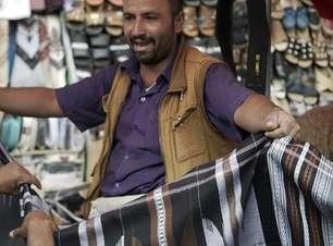 Iemenitas preparam Aid al-Fitr em pleno combate em Marib