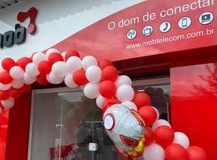Mob Telecom já está com 60 lojas físicas no Nordeste