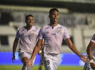 Kaio Jorge pode renovar com o Santos mesmo com desejo de ir para a Europa