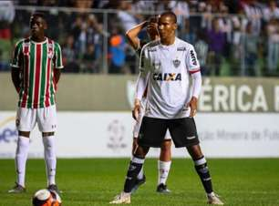 Atlético-MG encaminha empréstimo do atacante Guilherme Santos para o Vitória-BA