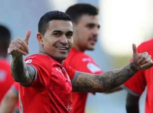 Com futuro indefinido, Dudu será titular do Al Duhail na semifinal da Copa do Emir do Qatar