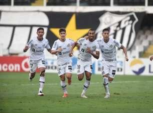 Santos brinca nas redes sociais após evitar Série A-2: 'Nunca caiu. Nem vai'