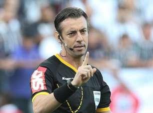 Raphael Claus apita quartas de final do Paulistão entre Red Bull Bragantino e Palmeiras