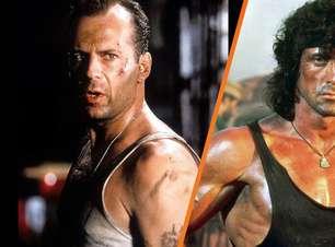 Vazam imagens de Rambo e John McClane em Call of Duty