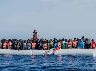 Itália pressiona UE para responder a nova onda de migração