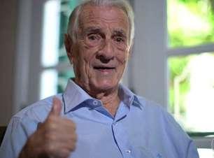 Aos 101 anos, Orlando Drummond segue internado e sem previsão de alta em hospital