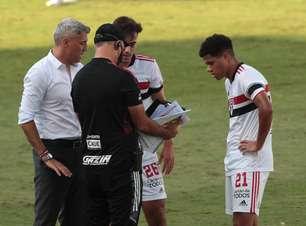 Belmonte afirma que São Paulo deve escalar reservas diante do Rentistas
