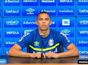 """GRÊMIO: Vanderson exalta Rafinha no dia a dia do clube: """"é um cara sensacional"""""""