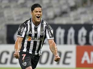 Hulk, Gabigol e Dudu: os super-heróis da Libertadores