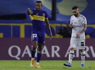Santos x Boca Juniors: Prováveis escalações, desfalques, onde assistir