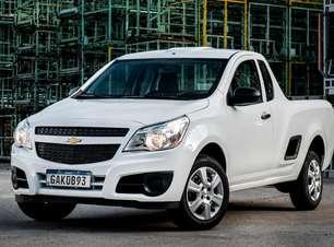 Após anúncio de nova picape, Chevrolet Montana deixa de ser produzida
