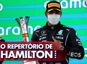 GP às 10: Vasto repertório de Hamilton faz a diferença em luta com Verstappen na F1