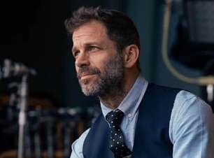 Snyder quebra o silêncio sobre Superman negro de JJ Abrams