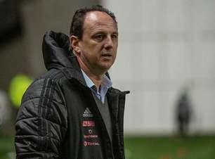 Ceni cobra maior concentração após empate do Flamengo na Libertadores: 'Erros que poderiam ser evitados'