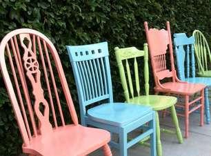 Reforma de Cadeira: Como Reformar, +70 Ideias para Cadeiras Estofadas, de Madeira e Ferro