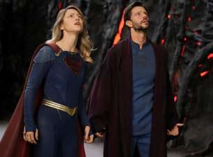 """""""Episódio mais intenso"""", revela ator sobre final de Supergirl"""